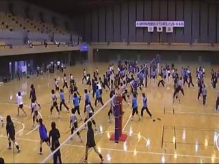 体操風景(所沢市長杯)