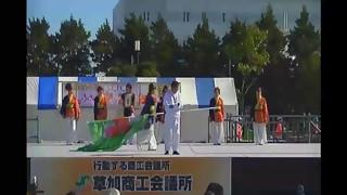 草加ふささら祭り 踊るん♪よさこい2012オープニング