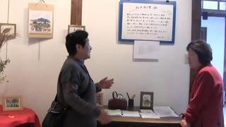 ハガキ絵作品展(犬山羽黒・小弓の庄)