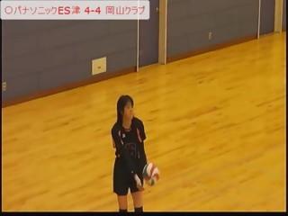 パナソニックES津vs岡山クラブ 4