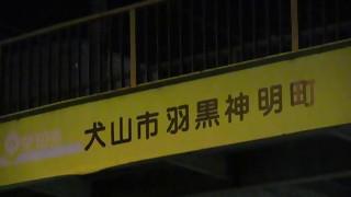 桜だより(7)五条川羽黒橋