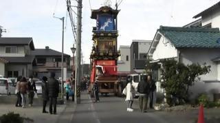 犬山祭(1)城下町へ余坂