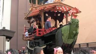 犬山祭(2)余坂魚屋町新町