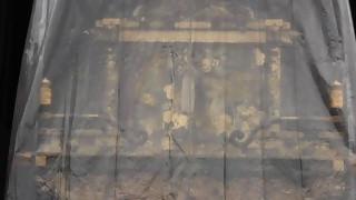 犬山祭(4)針綱神社前