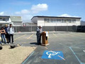 Camarillo HS Aquatic Center Groundbreaking