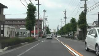 春日井100キロWalkコース沿道(52)JR勝川駅前〜第1CP小牧