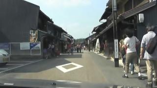 春日井100キロWalkコース沿道(55)第2CP〜犬山城下町犬山城