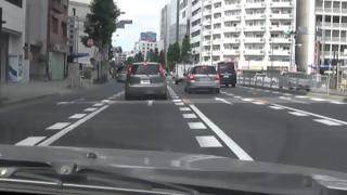 春日井100キロWalkコース沿道(64)CP7JR金山駅〜名古屋城