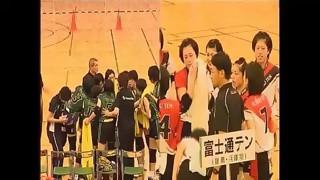 決勝 群馬銀行対富士通テン