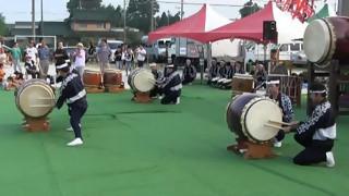 羽黒の夏祭り(20)和太鼓・尾張太鼓
