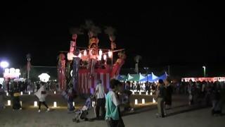 羽黒の夏祭り(22)羽黒ねぷた・盆踊り