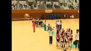 準々決勝 富士通テン対山梨中央銀行