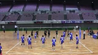 準々決勝 日本精工対JT東京