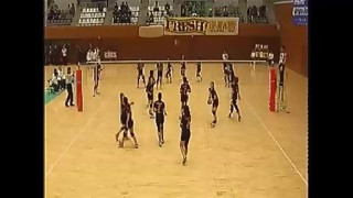 準々決勝 群馬銀行対鹿児島銀行